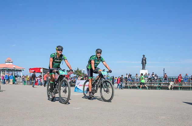 141657d7639 12th edition of Mount biking Himalaya kicks off from Ridge Shimla ...