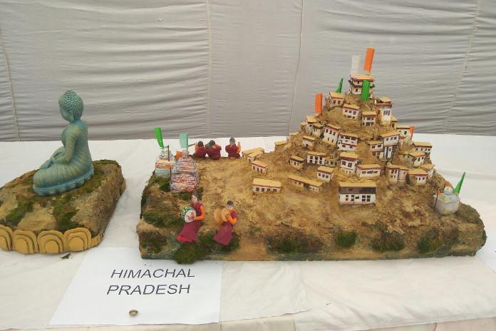 राजपथ पर गूंजेगी हिमाचल के बौद्ध मठों की मंत्र-ध्वनि; आसियान देश के नेताओं के सामने निकलेगी 'की-गोंपा' झाँकी