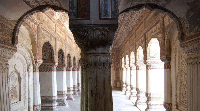 Mughal influence Arki Fort