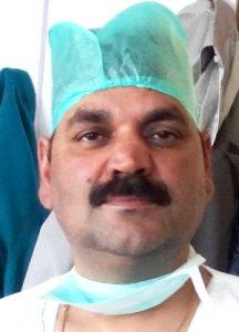 डॉ ओमेश भारती