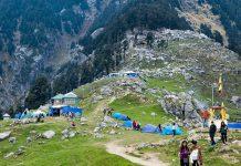 himachal tourism triund