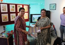 Kangra Arts Gallery Inauguration