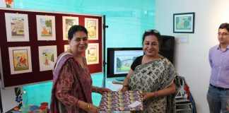 Kangra Arts Gallery Inauguration