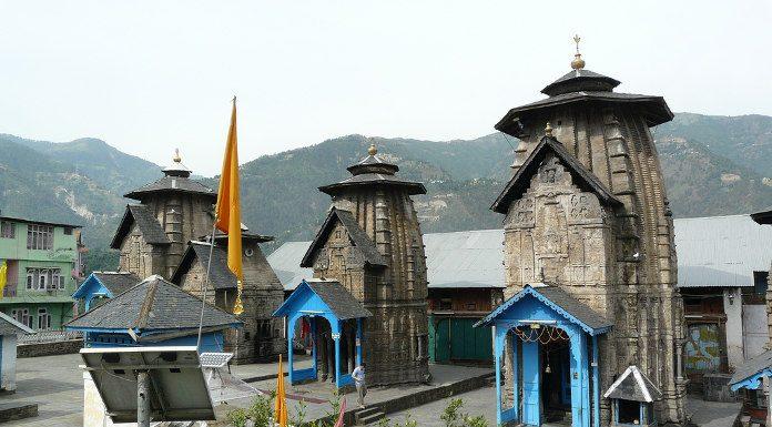 चम्बा का प्रसिद्ध लक्ष्मी नारायण मन्दिर